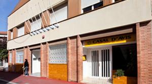 Consulta pel nom del Casal d'Avis i una sala 2018