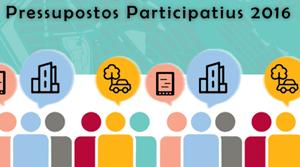 Pressupostos participatius 2016